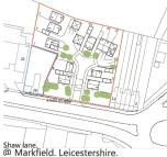 Land in Building Plot, Shaw Lane for sale