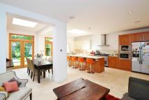 semi detached home in Derby Road, East Sheen...