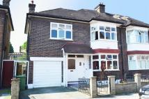 semi detached property for sale in Penrhyn Crescent...