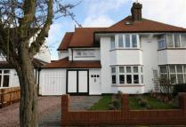 Shottfield Avenue semi detached house for sale