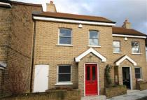 Terraced house for sale in Stanley Road, East Sheen