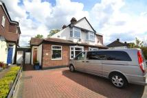 semi detached home for sale in Woodville Gardens, Ilford
