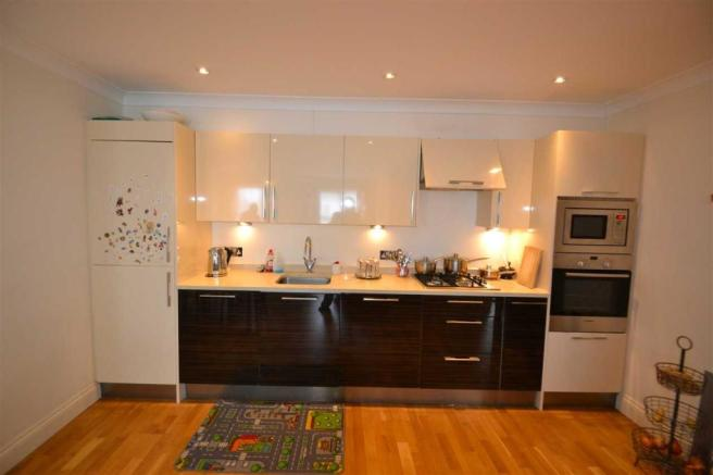 Kitchen Area +