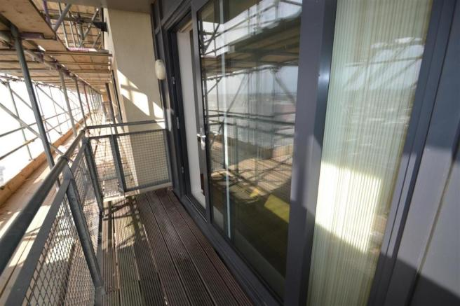 Balcony from Lounge