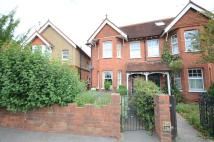3 bedroom semi detached house in St Marks Crescent