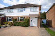3 bed semi detached house to rent in Mills Spur, Old Windsor