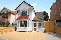3 bed Detached home in Beulah Hill...