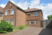 semi detached property in Saxon Road...