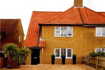 2 bedroom semi detached property for sale in Gibbs Square...