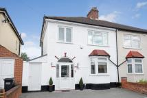 3 bed semi detached home in Ingram Road...