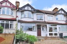 3 bedroom Terraced home in Ross Road, South Norwood