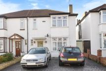 4 bedroom semi detached house for sale in Ingram Road...