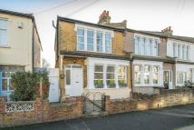 3 bed End of Terrace house for sale in Estcourt Road...