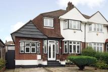semi detached property in Eversley Road...