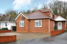 Bungalow in Glenhurst Rise...