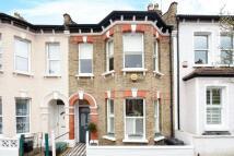 Terraced home in Pleydell Avenue...