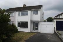 3 bed semi detached house to rent in Wadebridge