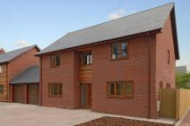4 bed new development in Presteigne, Powys