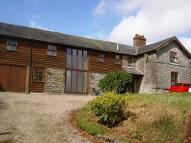 5 bedroom Detached house in Llanfihangel Nant Melan...