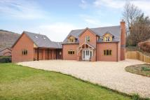 4 bed Detached property for sale in Knighton, Powys