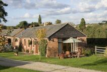 Barn Conversion in Weston On Avon...