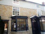 Terraced property in Sheep Street...