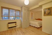 Studio flat to rent in Nijinsky House...