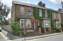 3 bed Duplex in Myddleton Road...