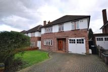 4 bed house in Amery Road...