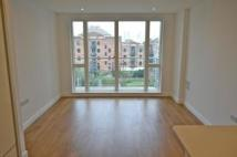 1 bed new Apartment in Caspian Wharf Yeo Street...
