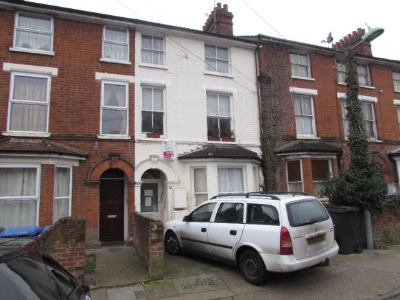 Studio Flat For Sale In Withipoll Street Ipswich Ip4
