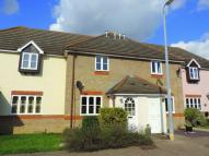 Terraced house in Constance Close, Witham