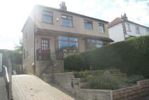 semi detached home in Netherhall Road, Baildon...