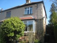 semi detached house to rent in Fernbank Drive, Baildon...
