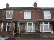 Terraced house in Goulden Street, Crewe...