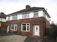 3 bedroom semi detached property in Remer Street, Crewe, CW1