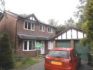 Detached house in Hawthorn Close, Winsford...