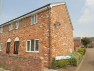 semi detached home to rent in St. Johns Court...