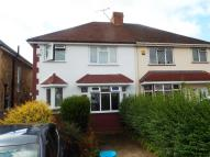 semi detached property to rent in Meadfield Avenue...