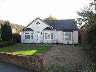 3 bed Detached Bungalow in Blackfen Road, Sidcup...