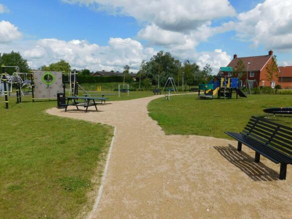 Kid's playpark