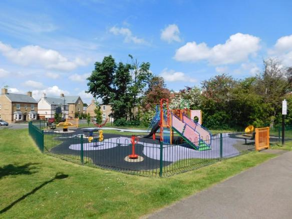 Kid's Play Parks