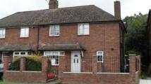 semi detached property in Friend Avenue, Aldershot...