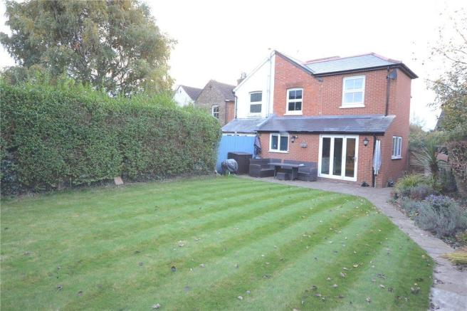 Rear Of Property 01