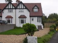 semi detached home in Llanfair Gardens...