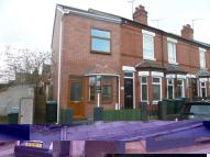 1 bed End of Terrace property in Sovereign Road, Earlsdon...
