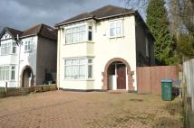 WARWICK UNIVERSITY Detached house to rent