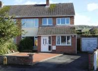 semi detached house in St Andrews Road, Cheddar