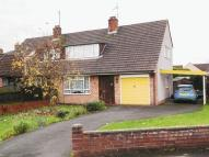 3 bedroom semi detached house in Woodview Road, Cheddar