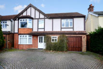Detached home in Coleford Bridge Road...